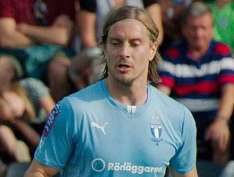 2015 Malmö FF season - Midfielder Markus Halsti left the club after seven seasons for American side D.C. United.