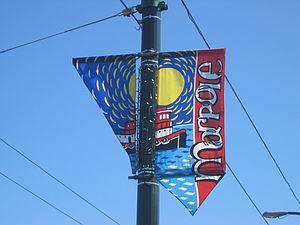 Marpole - Marpole street banner
