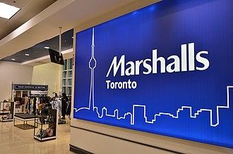 Marshalls - Marshalls store in Toronto