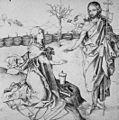 Martin Schongauer - Noli me tangere (L 15).jpg