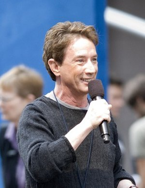 Martin Short - Hosting Broadway on Broadway, 2006