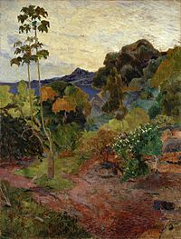 Martinique Landscape Paul Gauguin, 1887.jpg