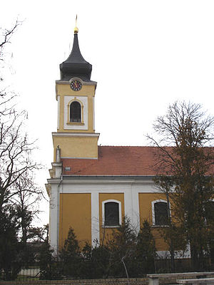 Martonoš - The Catholic Church