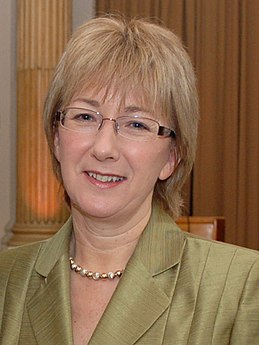 Mary Hanafin Irish politician
