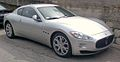 Maserati GranTurismo 4.2 V8 405CV (silver, front II).jpg