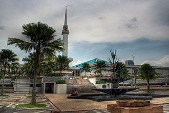 National Mosque of Malaysia - Image: Masjid Negara