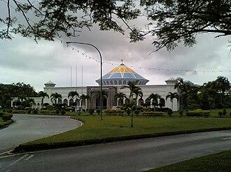 Mukah - Masjid Setia Raja, Mukah
