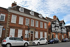 Marie Corelli - Marie Corelli, Novelist and protector of local heritage, lived and died in Stratford-upon-Avon, 1901–1924. Her house, Mason Croft, still stands on Church Street and is now the home of the Shakespeare Institute.