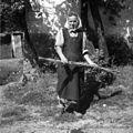 Mati z bakljo, Dolenja vas 1949.jpg