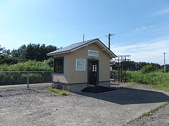 Matsukami Station - Matsukami Station in August 2017