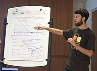 Matt Senate presenting feedback on Regional Ambassador training.jpg