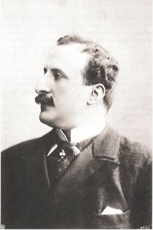 Mattia Battistini - Battistini sometime in the 1910s