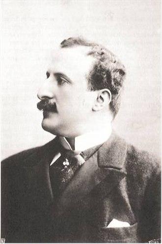 Mattia Battistini - Battistini sometime in the 1910s