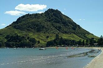 Mount Maunganui (mountain) - Mount Maunganui