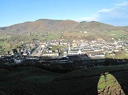 Mauléon vu depuis le fort.jpg