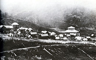 Ngāi Tūhoe - The settlement of Maungapohatu in 1908