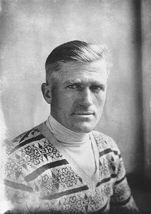 1929 Tour de France - Maurice De Waele, winner of the 1929 Tour de France