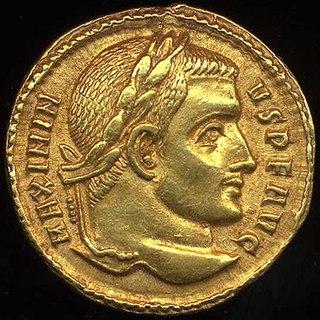Maximinus Daza Roman emperor from 310 to 313