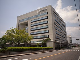 Mazda head office 20200607.JPG