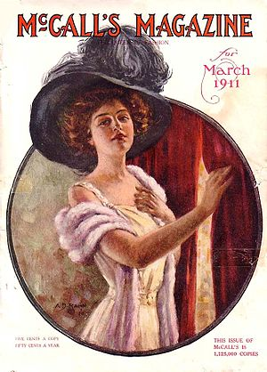 McCall's - Cover of McCall's magazine (1911)