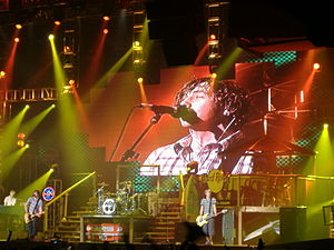 Point Theatre - McFly performed at the Point in 2006.
