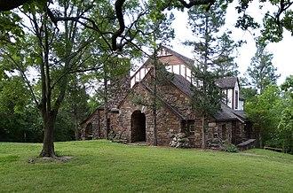 University of Arkansas Press - The McIlroy House at the University of Arkansas in Fayetteville.