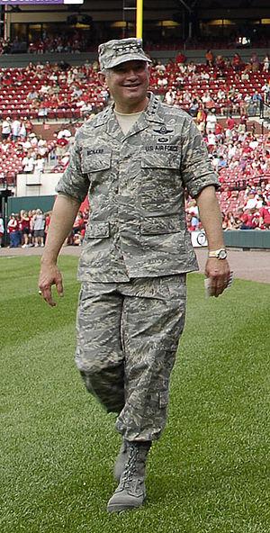 Duncan McNabb -  General McNabb in Airman Battle Uniform