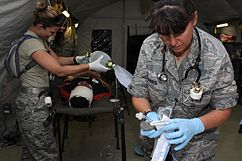 Medics handle trauma during MEDCEUR 11 110611-F-WU210-062.jpg