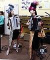 MeguRee, The Duo of Piano Accordion & Chromatic Button Accordion at Musical Instruments Fair Japan 2018-10-20 ピアノ・アコーディオン クロマティック・アコーディオン.jpg