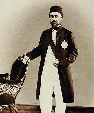 Mehmed Emin Âli Pasha - Image: Mehmed ali