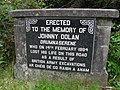 Memorial, Jimmy Dolan - geograph.org.uk - 2548880.jpg