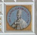 Merazhofen Pfarrkirche Decke Papst Pius IX.jpg