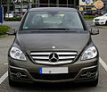 Mercedes-Benz B 180 CDI (T 245, Facelift) – Frontansicht, 10. Juni 2011, Velbert.jpg