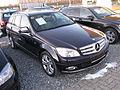 Mercedes-Benz C220 T CDi W204 (6783468456).jpg
