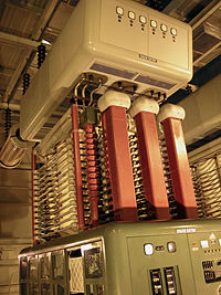 High-voltage direct current - Wikipedia