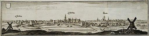 Schloss Lichtenburg , 1650