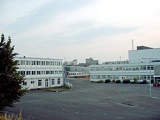 ITV Meridian - Former Meridian studios in Southampton