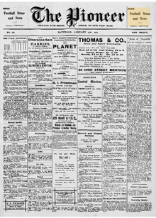 PIONEER NEWSPAPER EPUB