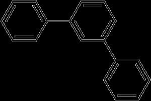 Terphenyl - Image: Meta terphenyl