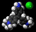 Methyl violet 2B 3D spacefill.png
