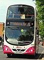 Metro (Belfast) bus 2209 (SEZ 2209) 2008 Volvo B9TL Wright Eclipse Gemini, 9 June 2009.jpg