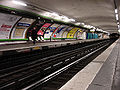 Metro Paris - Ligne 1 - station Les Sablons 01.jpg