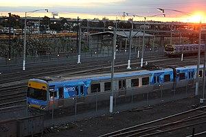 Comeng (train) - Image: Metro Trains Melbourne Comeng Alstrom