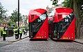 Metroline buses LT27 (LTZ 1027) & LT14 (LTZ 1014), route 24, 22 June 2013.jpg