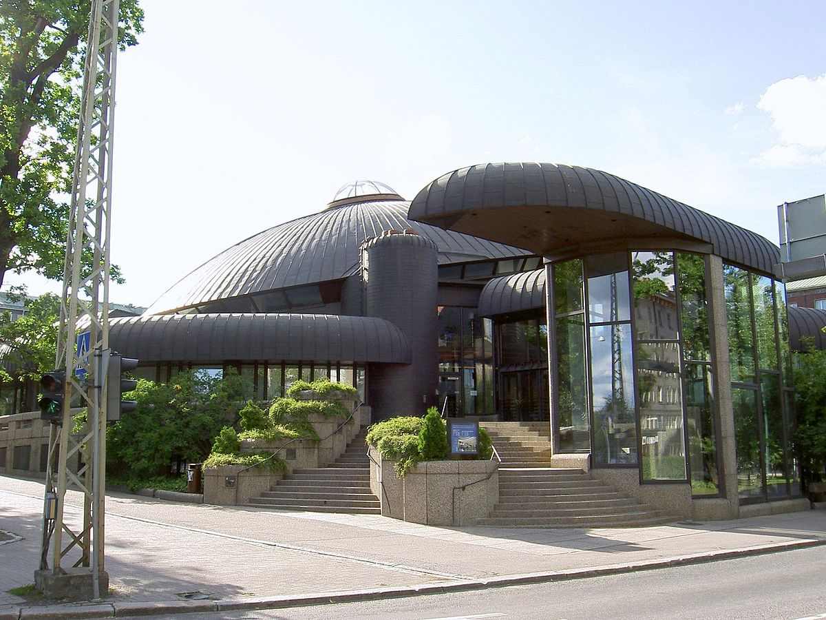 Moomin Museum - Wikipedia