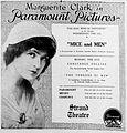 Miceandmen - 1916 - newspaper ad.jpg
