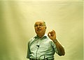 Michael Atiyah at 1996 Chern symposium.jpg