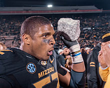 Michael Sam final Mizzou home game.jpg