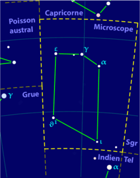 Image illustrative de l'article Microscope (constellation)
