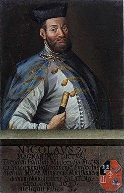 Mikałaj II Sapieha. Мікалай II Сапега (1709).jpg